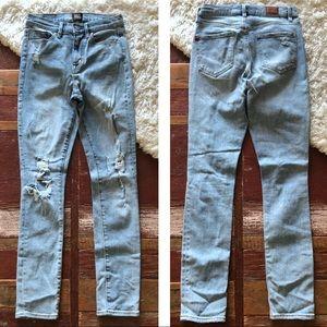 BDG | Twig High Rise Distressed Skinny Jeans